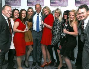Sewell & Gardner win THREE top property awards