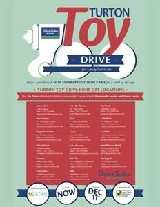 Diane Turton, Realtors  Launches  Turton Toy Drive for Sandy Survivors