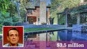 Hank Azaria puts canyon home up for sale at $3.5 million