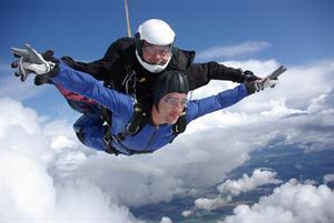 Hayman-Joyce Charity Skydive