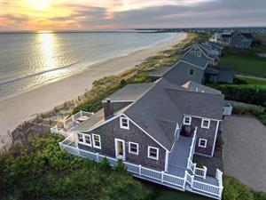 Beachfront Home on Sand Hill Cove Sells for $2.1M