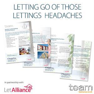 Letting Go Of Those Lettings Headaches
