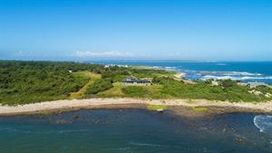 LILA DELMAN SURPASSES HISTORIC RECORDS WITH SALE OF OCEANFRONT PROPERTY IN NARRAGANSETT*