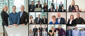 Zephyr Real Estate Announces 2018 Top Team Producer Honors