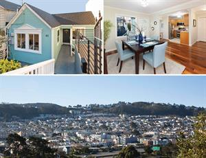 Charming and Affordable Oceanview Home Listed by Zephyr Real Estate