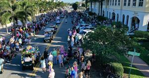 Thousands attend 3rd Annual Vero Beach Easter Parade