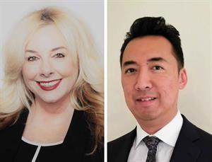 Zephyr Real Estate Welcomes Dawn Cusulos and Danny Liu