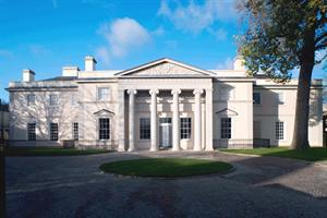 Hanover Lodge in Regent's Park, sold for £120m