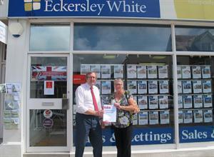 Eckersley White Jubilee Draw