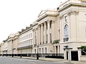Grand London Home for £100 Million in Regent Park.