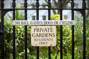Open Garden Square Weekend 2013