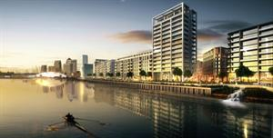 ROYAL WHARF DEVELOPMENT – 4,000 HOMES ON THE 40 – ACRE ROYAL DOCKS SITE WITH A MIXTURE OF RETAIL, COMMERCIAL & SCHOOLS