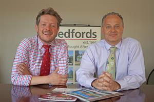 BEDFORDS EXPANDS FAMILY-RUN BUSINESS