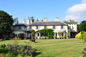 Film star's Hertfordshire home goes up for sale
