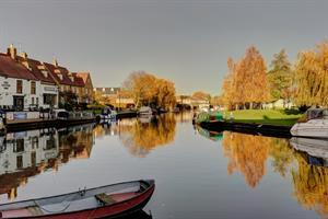 Rare Opportunity Overlooking the River Ouse in Ely