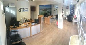 Newly refurbished office!