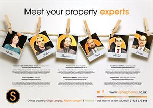 Meet your property experts for Kings Langley, Abbots Langley & Watford