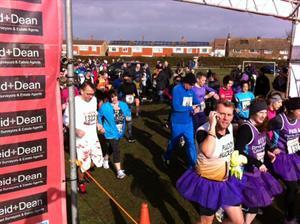Half Marathon give away