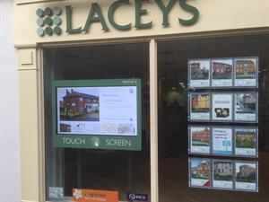 Come and see our new Touchscreen Interactive Display!