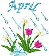 April Showers!