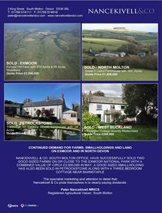 SPRING/SUMMER RURAL PROPERTY SALES REVIEW 2015