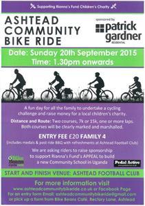 Ashtead Community Bike Ride