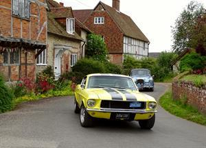 Motoring for the Museum