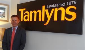 Tamlyns charity sponsorship of the Dorset & Somerset Air Ambulance