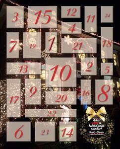 Christmas Advent Calendar Competition