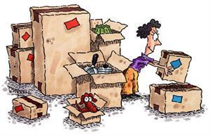 Moving at Christmas...
