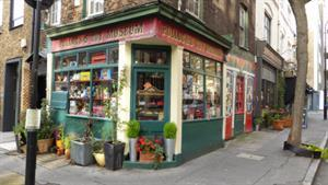 Out and About: Pollock's Toy Museum