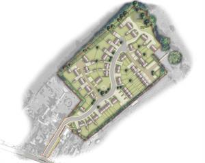 Sterling Land & New Homes Department Achieve Residential Planning For 50 New Homes