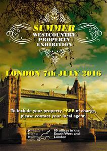Be a part of our summer London property exhibition!