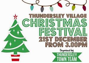 Thundersley Village Christmas Festival Date