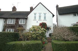 Just sold - Brentham Garden Estate