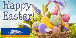 Happy Easter Holidays to all our customers from Chas R Lowe Estates