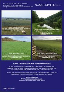 RURAL AND AGRICULTURAL REVIEW SPRING 2017