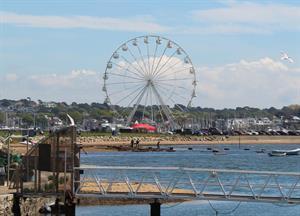 Ferris Wheel in Baiter Park