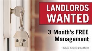New Landlord Offer