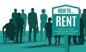 Government launch a new series of 'how to' guides for the LETTINGS industry