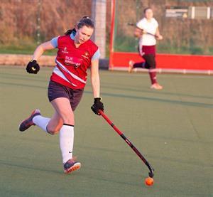 Lancaster Hockey Club 1st team are flying high!