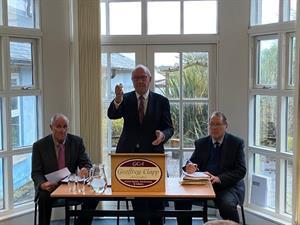 Huge Success at South Molton Property Auction